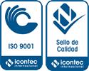 Certificado ISO 9001 ICONTEC